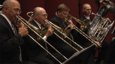 Trombones & tuba
